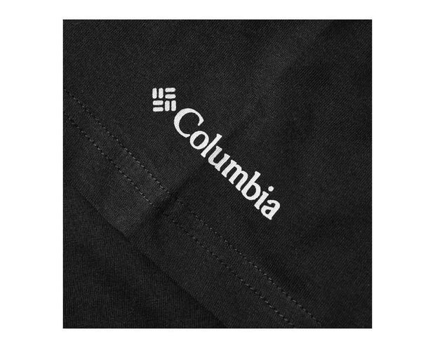 Columbia North Cascades Short Sleeve Tee Black 1834041020