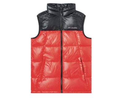 Columbia Pike Lake Vest Mountain Red / Black 1738012-614