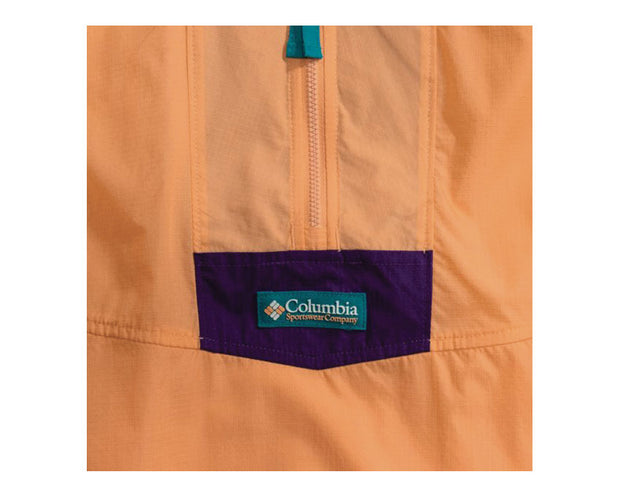 Columbia Santa Ana Anorak Bright Nectar - Clear Water - Vivid Purple 1890091873