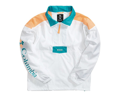 Columbia Santa Ana Anorak White - Bright Nectar - Clear Water 1890091100
