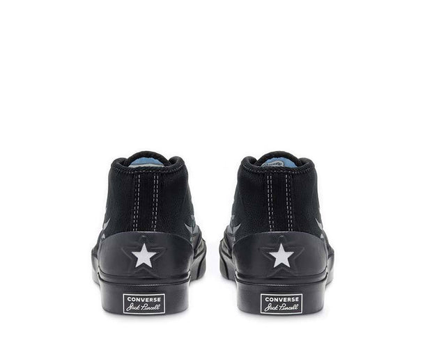 Converse ASAP Nast Jack Purcell Chukka Mid Black Silver 167379C