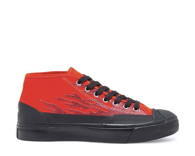 Converse ASAP Nast Jack Purcell Chukka Mid Cherry Tomato 167378C