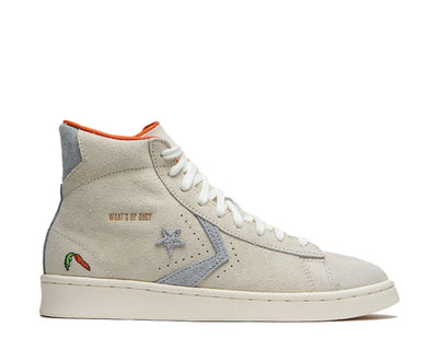 Converse Bugs Bunny Pro Leather Hi Natural Ivory / Egret / Grey 169223C