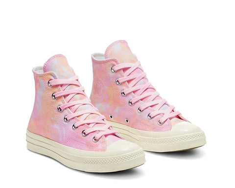 Converse Chuck 70 Beach Dye High Top Pink