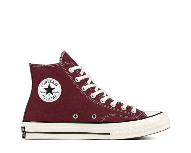 Converse Chuck 70 Classic High Top Dark Burgundy / Black / Egret 162051C