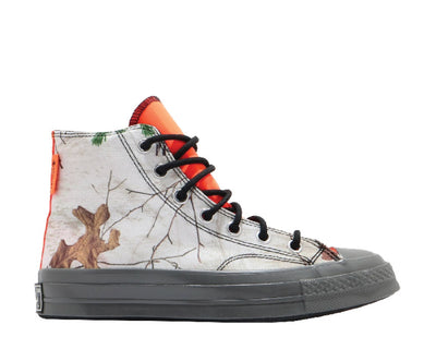 Converse Chuck 70 GTX Hi White / Flash Orange 169365C