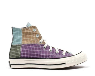 Converse X Converse 70s Quad Ripstop Dewberry / Iced Coffee / Egret 166317C