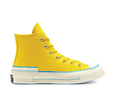 Converse Chuck 70 Hi Speed Yellow / Sail Blue / Egret 568801C