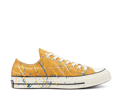 Converse Chuck 70 Low Top Archive Paint Splatter Oro Girasol / Garza 170804C Converse Chuck 70 Low Top Archive Paint Splatter Oro Girasol / Garza 170804C