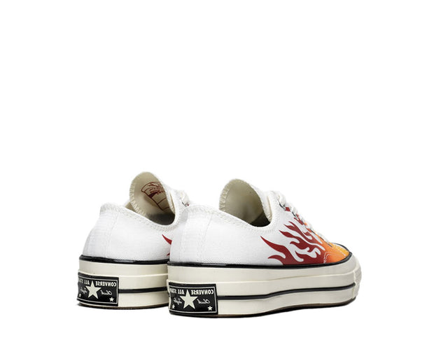 Converse Chuck Taylor 70 OX Flames White 165029C