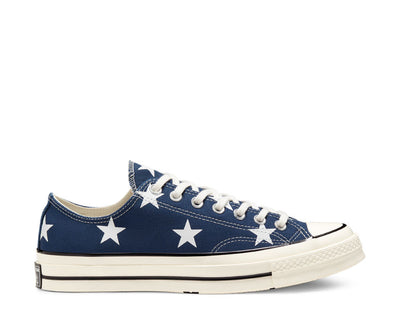 Converse Chuck 70 OX Navy / White / Egret / Slate Blue 167812C