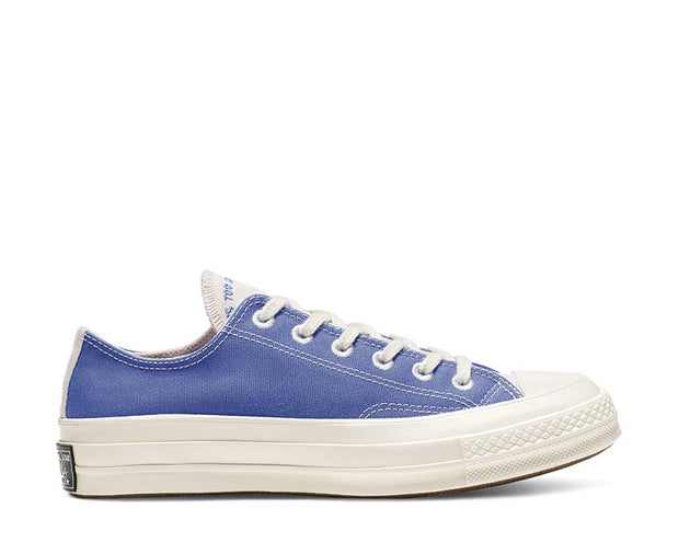 Converse Chuck 70 Renew Low Top Ozone Blue / Natural / Black 165422C