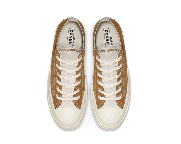 Converse Chuck 70 Renew Low Top Wheat / Natural / Black 165423C