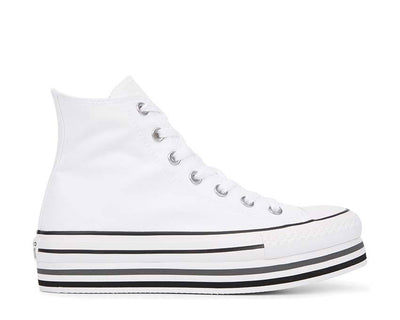 Converse Chuck Taylor All Star Platform High White / Black / Thunder 564485C