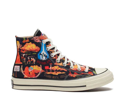 Converse CT70 Twisted Resort Black / Multi / Egret 167761C