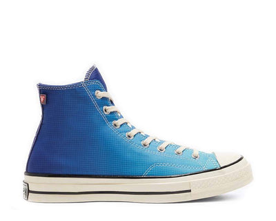 Converse CT70's Gradient Primaloft Royal Blue / Capri / White 168112C