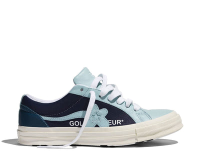Converse Golf Le Fleur OX Barely Blue Patriot Blue Egret 164024C