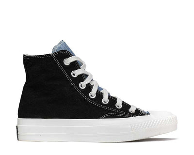 Converse Renew Denim Tri-Panel Chuck 70 Dark Denim / Light Denim / Egret 166286C