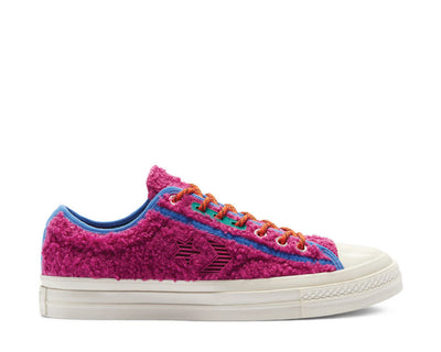 Converse Retro Sherpa Star Player Low Top Cactus Flower / Egret 169522C