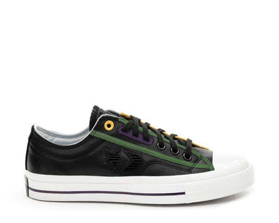 Converse Star Player Logo Mash Up Black / White / Black 167140C