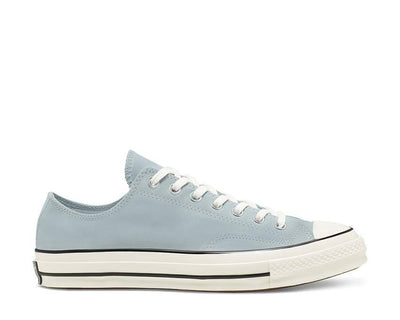 Converse Suede Chuck 70 Low Top Polar Blue / Black / Egret 166218C