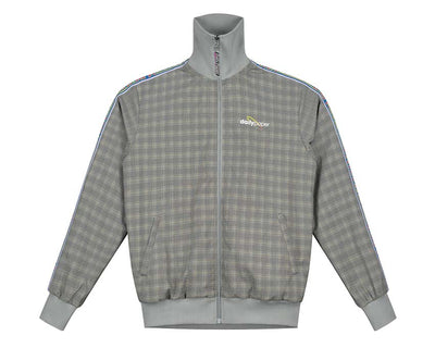 Daily Paper Geed Jacket Grey Yellow 19F1TO12-01