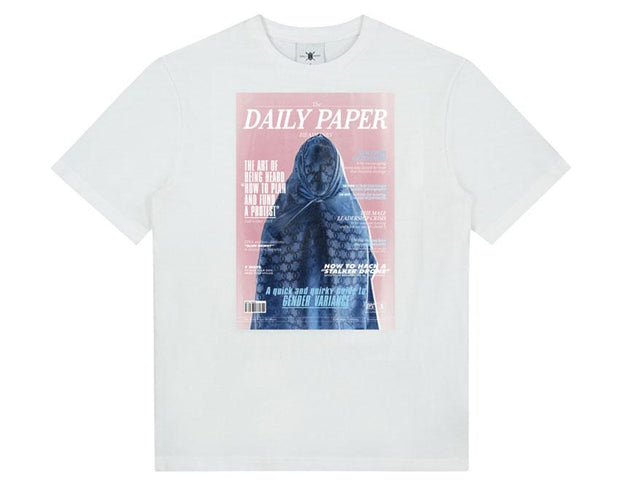 Daily Paper Gous 5 T-Shirt White 19F1TS30-05