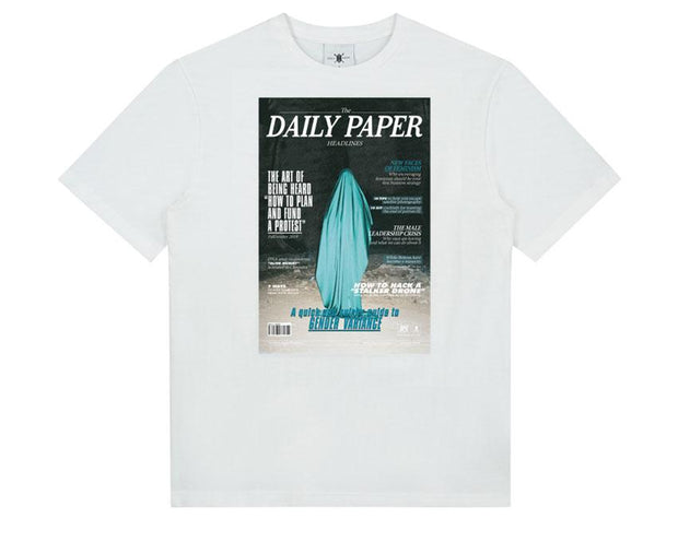 Daily Paper Gous 5 T-Shirt White 19F1TS30-02