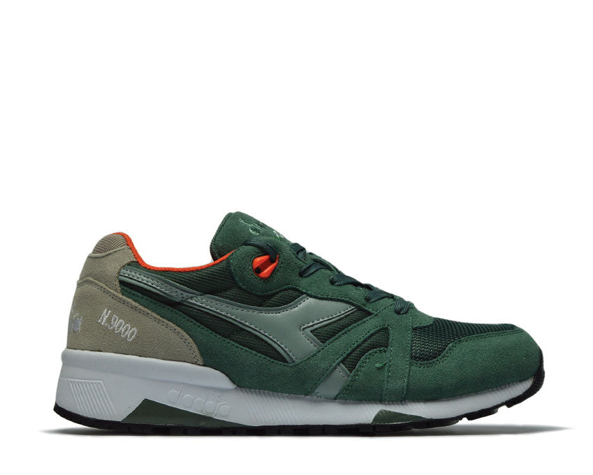 Diadora N9000 III Dark Forest Chinois Green 501.171853 01 C7736