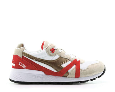 "Diadora N9000 Spark ""Rich Gold"" White 501.174829 C7943"