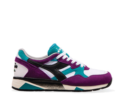 Diadora N9002 White / Imperial Purple / Harbo 501.173073 01 C8853