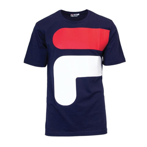 Fila Carter Tee Shirt Peacoat