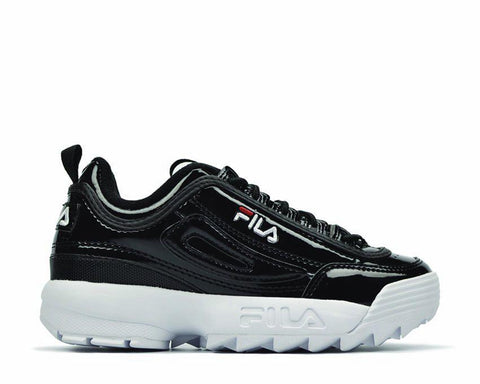 Fila Disruptor M Low Negras