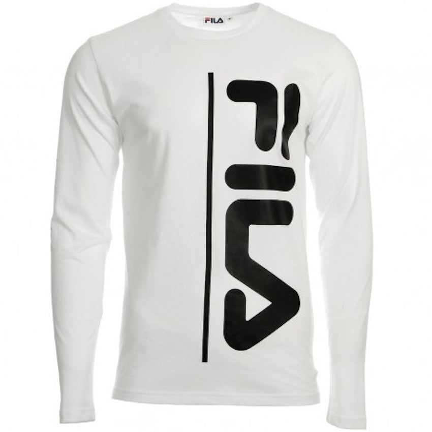 Fila Tomo Long Sleeve Tee White 681870