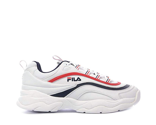 Fila Ray Low White Navy Red 1010562.150