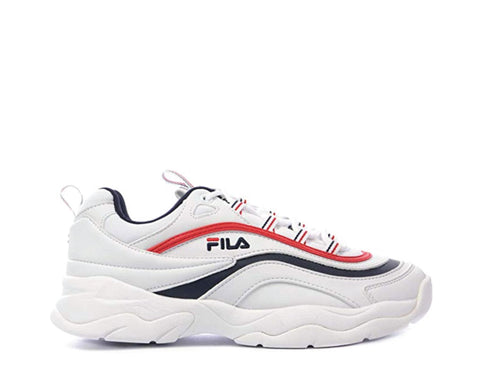 Fila Ray Low White