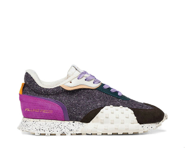Filling Pieces Crease Runner Wind Purple