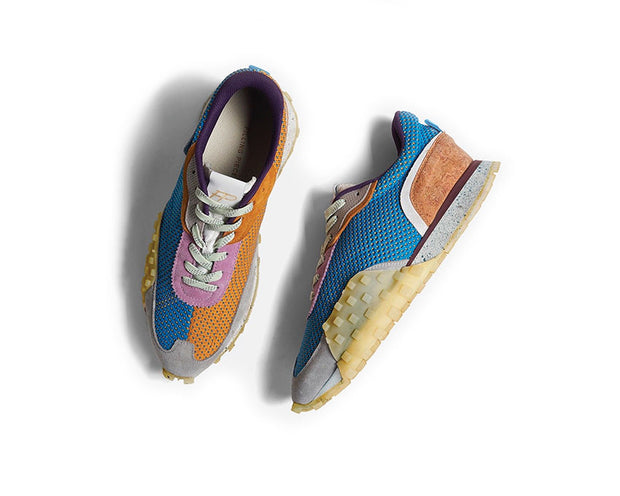Filling Pieces Crease Runner Wind Multi