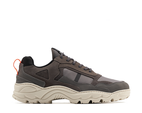 Filling Pieces Low Curve Iceman Trimix Dark Grey 44
