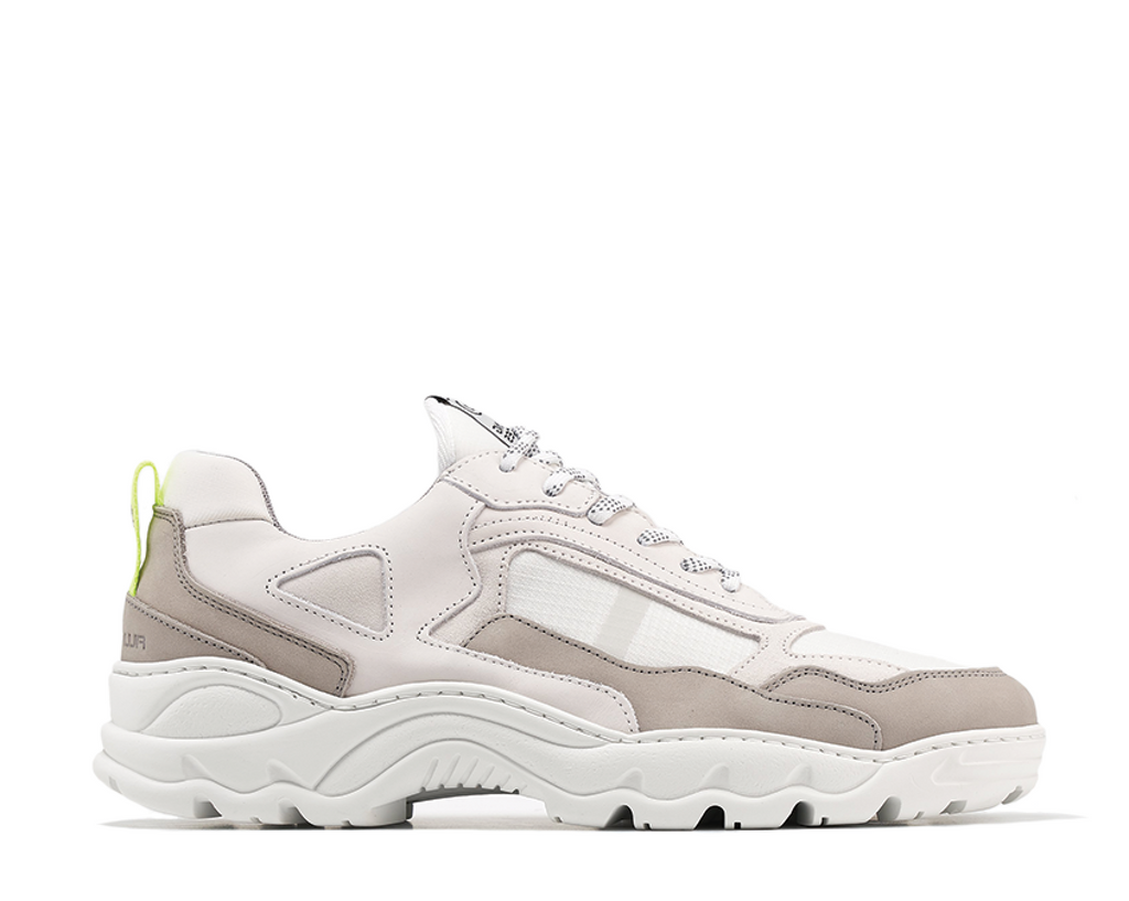 Filling Pieces Low Curve Iceman Trimix White