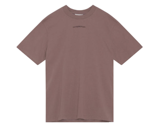 Han Kjobenhavn Boxy Tee Faded Brown M-130439