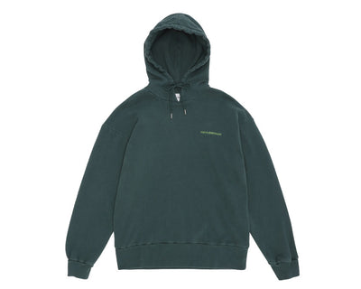 Han Kjobenhavn Bulky Hoodie Social Resort Faded Green M130154