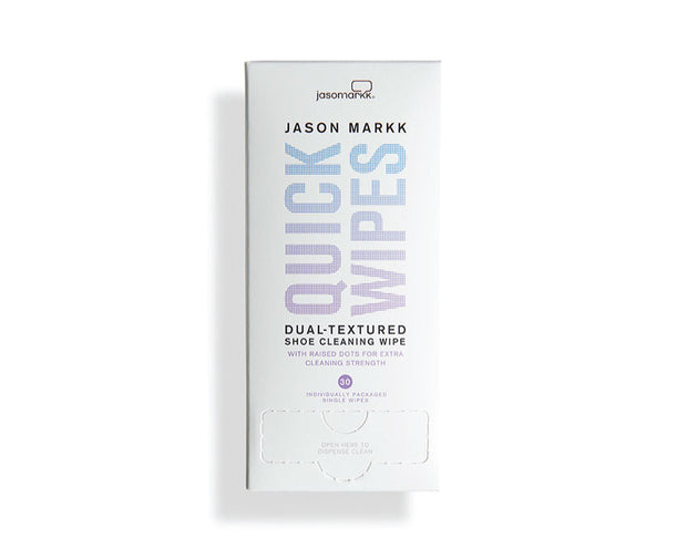 Jason Markk Quick Wipes Pack 30