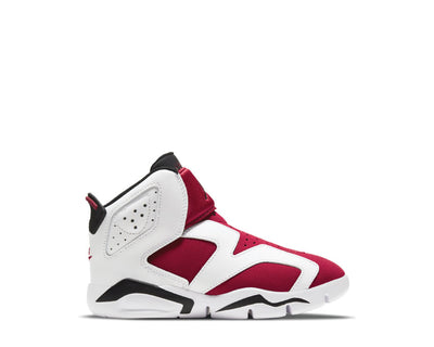 Jordan 6 Retro Little Flex PS White / Black - Carmine CT4416-106
