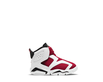 Jordan 6 Retro Little Flex White / Black - Carmine CT4417-106
