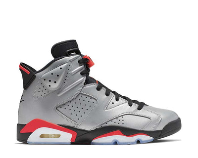 Nike Air Jordan 6 Retro SP Reflect Silver / Infrared - Black CI4072-001