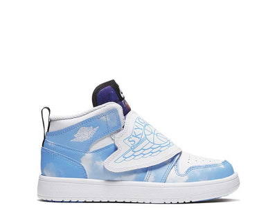 Sky Jordan 1 Fearless University Blue / White - Black CT2477-400