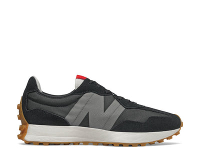 New Balance 327 Black / Castlerock MS327STC