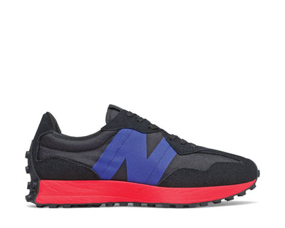 New Balance 327 Black Energy Red MS327CPB