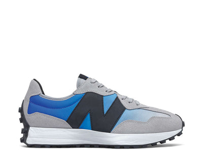 New Balance 327 Grey / Blue MS327SD